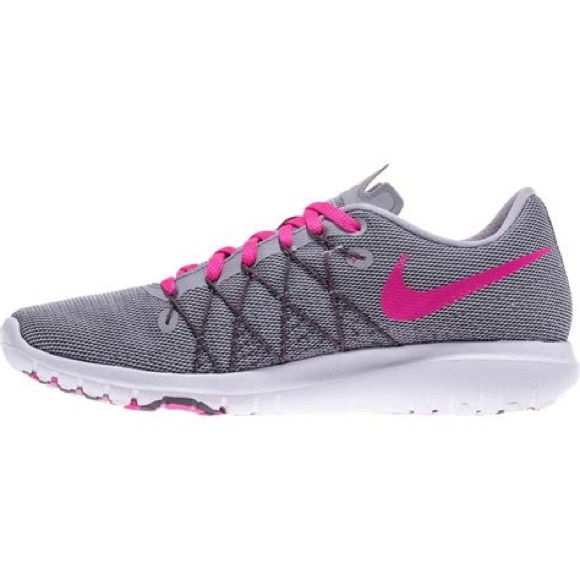 1491b02d6629d Nike Flex Fury 2 Running Athletic Sneakers Shoes